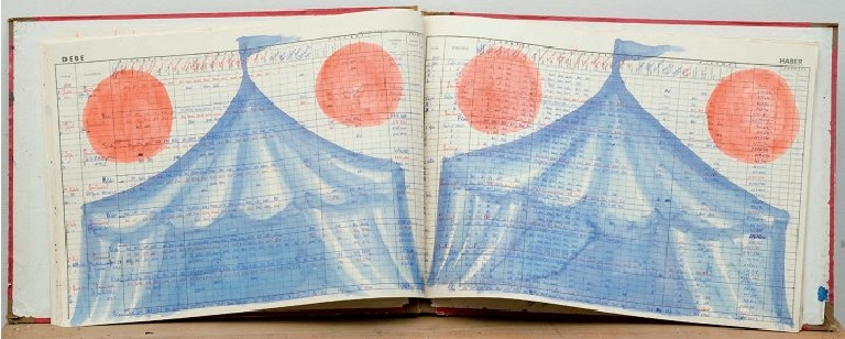 Libro debuxos
